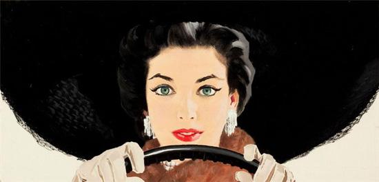 Ինչու՞ են որոշ կանայք վախենում մեքենա վարել