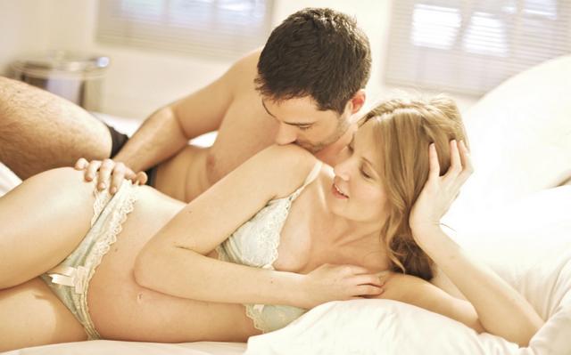Սեքսը հղիության վերջին փուլում