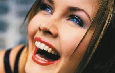 Ծիծաղը խոսում է կնոջ բնավորության մասին