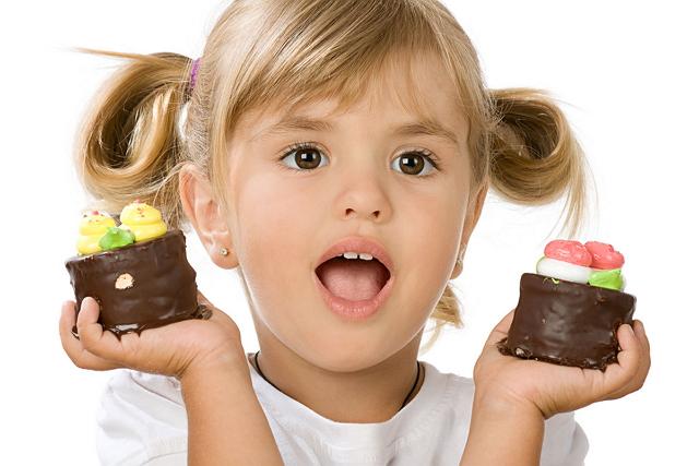 Քաղցրավենիքը երեխայի սննդակարգում